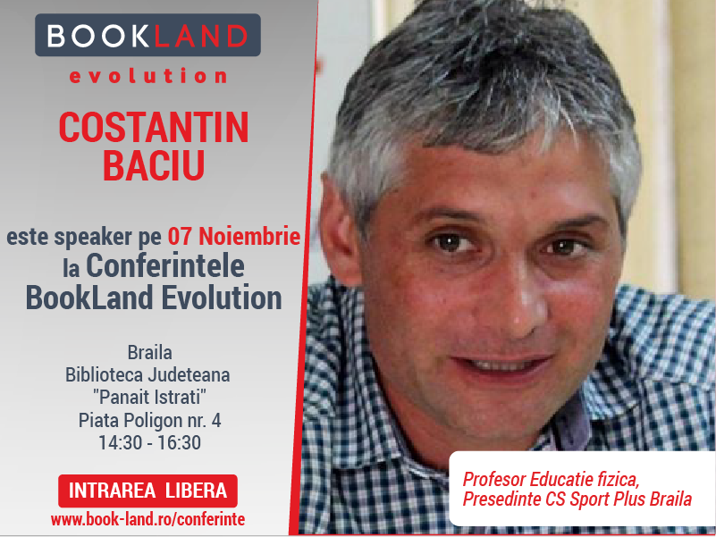 Conferințele BookLand Evolution